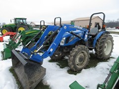 Tractor - Utility For Sale 2017 New Holland Workmaster 60 , 60 HP