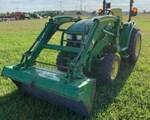 Tractor For Sale2015 John Deere 3033R, 33 HP