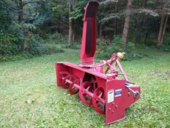 Snow Blower For Sale 2002 M.K. Martin SB68EC