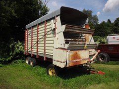 Forage Box-Wagon Mounted For Sale Dion 1016SE