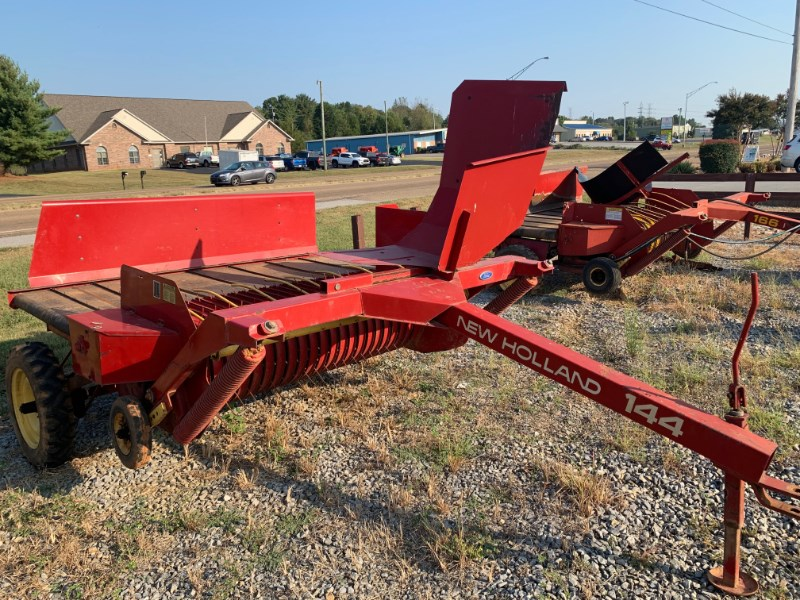 New Holland 144 Windrow Inverter For Sale