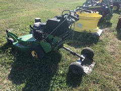 Walk-Behind Mower For Sale 2011 John Deere WG36A , 16 HP