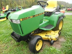 Lawn Mower For Sale 1990 John Deere 265 , 17 HP