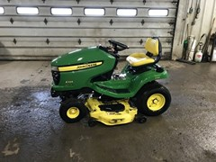 Lawn Mower For Sale 2011 John Deere X324 , 22 HP