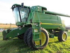 Combine For Sale 2000 John Deere 9650W