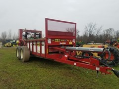 Manure Spreader-Dry/Pull Type For Sale 2018 H & S HPV4142