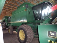 Combine For Sale 1996 John Deere 9600