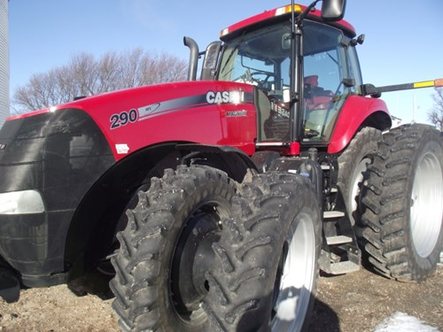 Tractor For Sale:  2014 Case IH 290 MAG , 290 HP