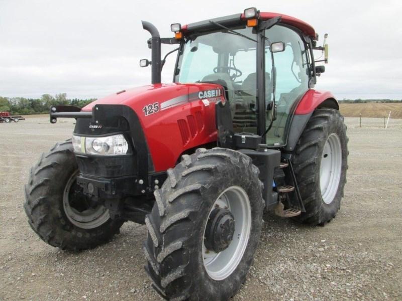 2013 Case IH MAXXUM 125 Tractor For Sale