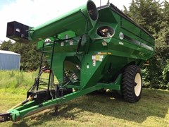 Grain Cart For Sale 2014 J & M 1051-22