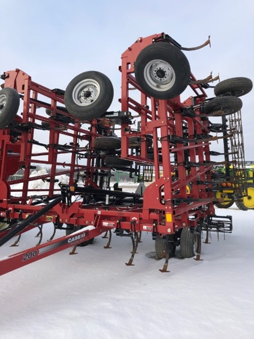 Field Cultivator For Sale:  2008 Case IH TM 200