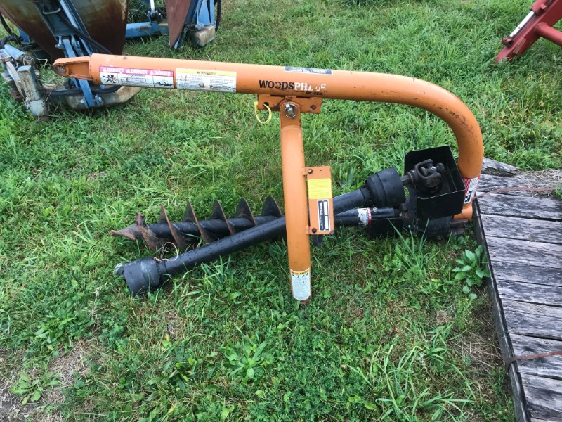 Woods PHD65 Post Hole Digger For Sale