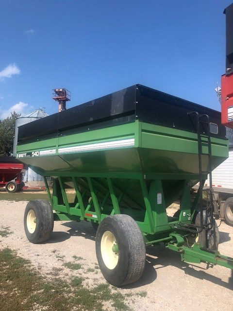 Brent 540 Gravity Box For Sale