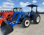 Tractor For Sale: 2016 New Holland Workmaster 60, 60 HP