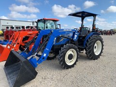 Tractor For Sale:  2016 New Holland Workmaster 60 , 60 HP