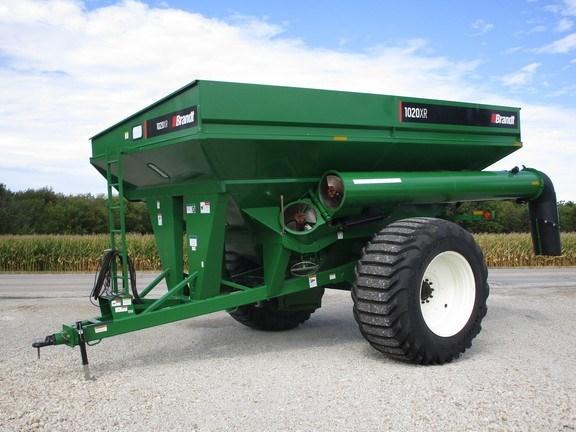 2017 Brandt 1020XR Grain Cart For Sale