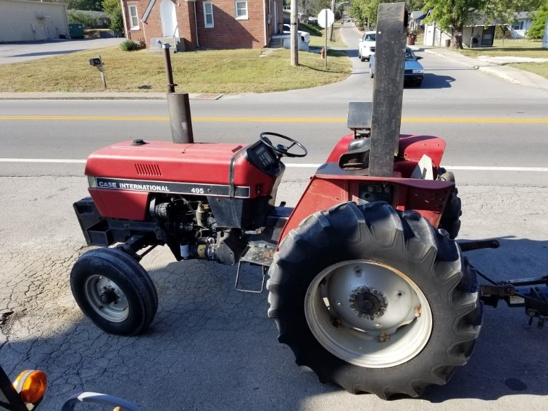 1991 Case IH 495 Tractor For Sale