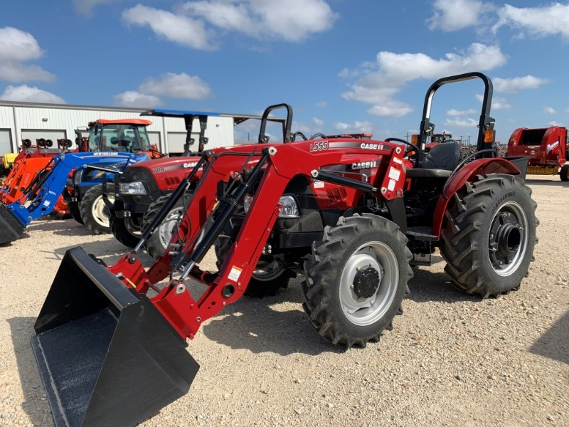 2018 Case IH FARMALL 70A Tractor For Sale