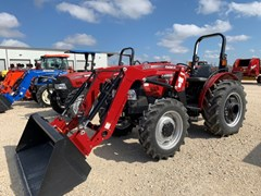Tractor For Sale:  2018 Case IH FARMALL 70A , 70 HP