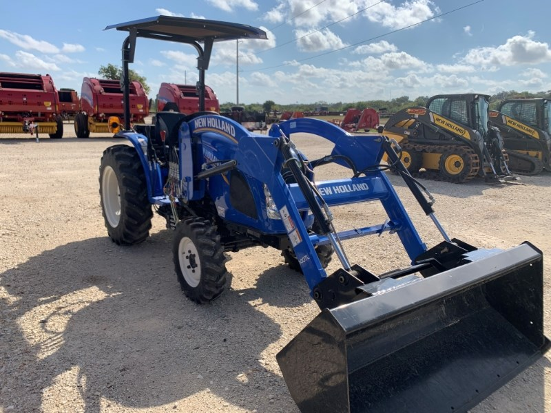 2017 New Holland WORKMASTER 35 Tractor For Sale