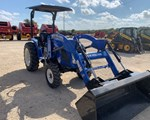 Tractor For Sale: 2017 New Holland WORKMASTER 35, 35 HP