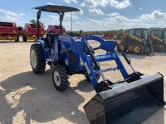 Tractor For Sale:  2017 New Holland WORKMASTER 35 , 35 HP