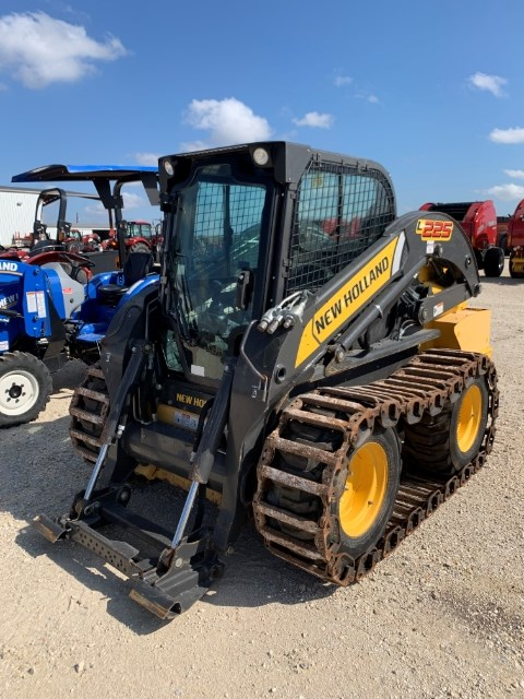 2015 New Holland L225 Skid Steer For Sale