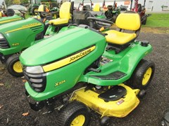 Lawn Mower For Sale 2007 John Deere X324 , 22 HP