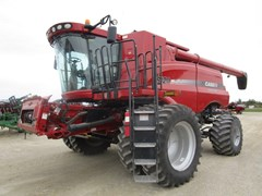 Combine For Sale 2010 Case IH 8120