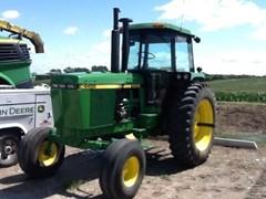 Tractor - Row Crop For Sale 1990 John Deere 4455