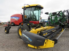 Windrower-Self Propelled For Sale 2017 New Holland 160