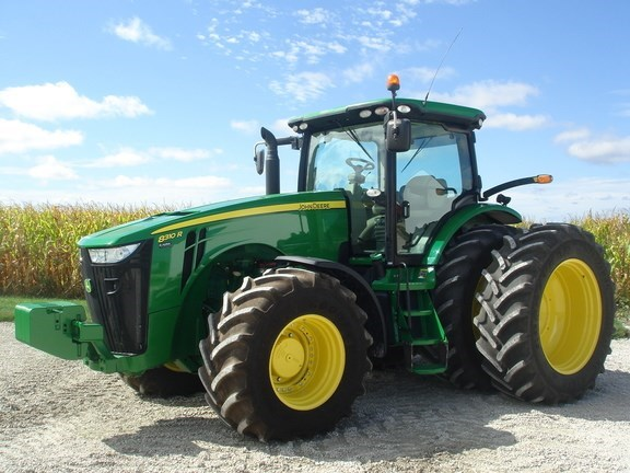 2014 John Deere 8310R Tractor - Row Crop For Sale