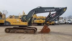 Excavator For Sale:  2008 Volvo EC210CL