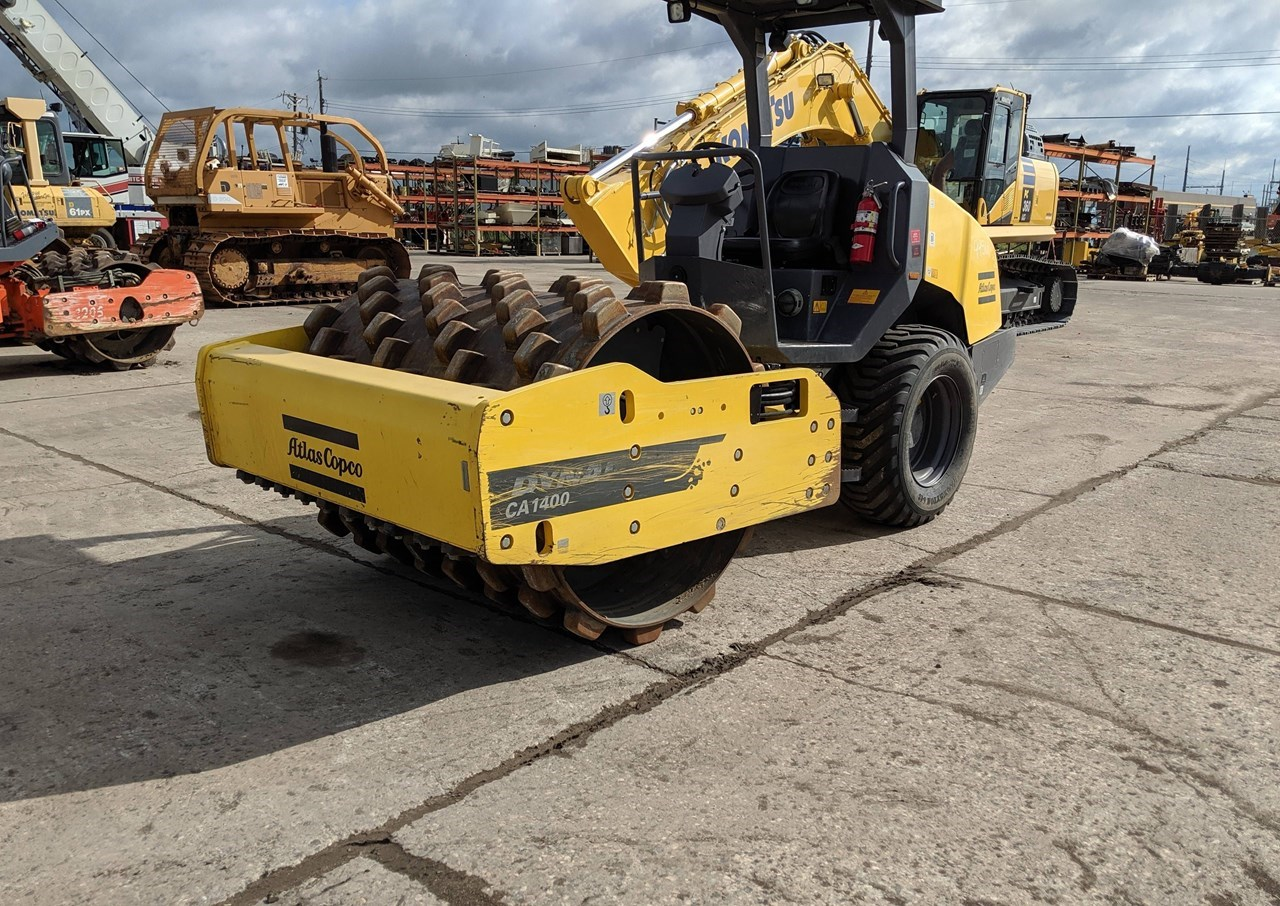 2017 Dynapac CA1400PD Compactor For Sale