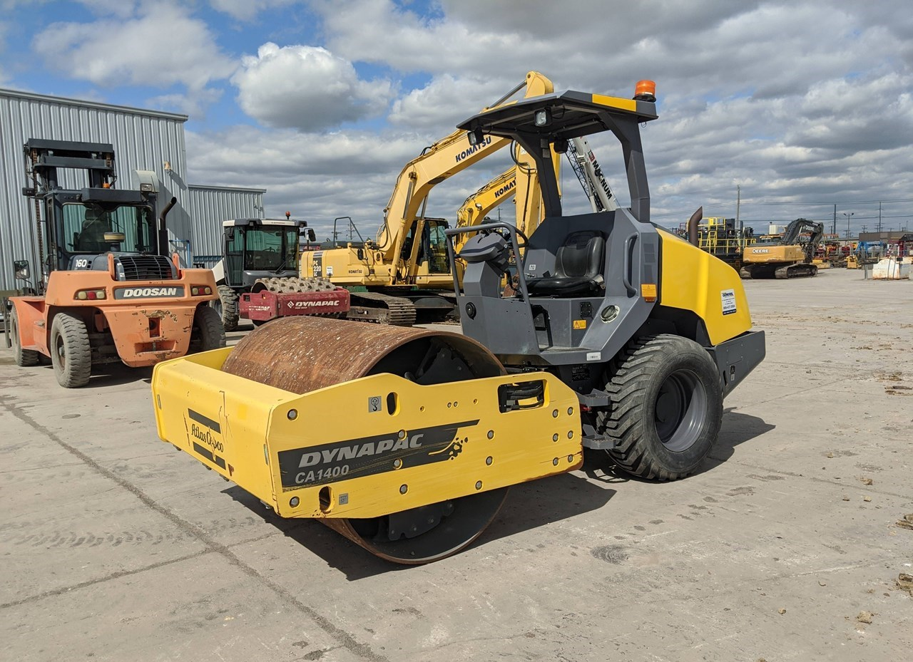 2017 Dynapac CA1400D Compactor For Sale