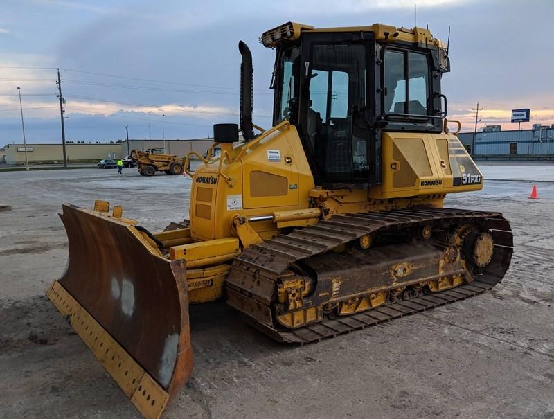2015 Komatsu D51PXI-22 Crawler Tractor For Sale