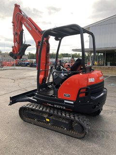 Excavator-Mini For Sale 2017 Kubota KX071-3S4R1 , 24 HP