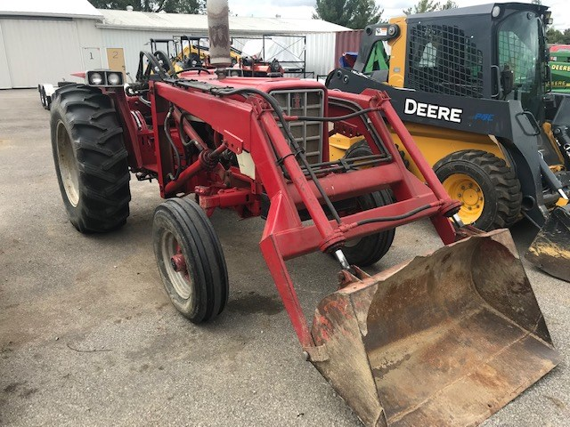 1973 International 674 Tractor For Sale