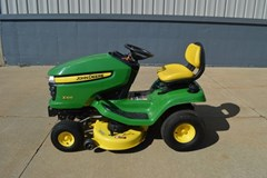 Riding Mower For Sale 2011 John Deere X300