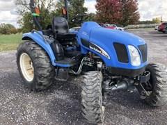 Tractor For Sale 2006 New Holland TC40DA , 40 HP