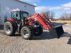 Tractor For Sale 2017 Case IH FARMALL 120C , 117 HP