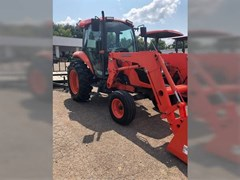 Tractor For Sale 2009 Kubota M5040 , 50.5 HP