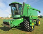 Combine For Sale1992 John Deere 9500