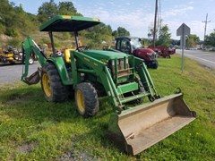 Tractor - Compact For Sale 2000 John Deere 4700 , 43 HP