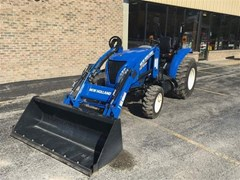 Tractor For Sale 2017 New Holland BOOMER 40 , 40 HP