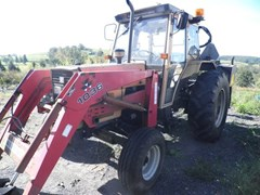 Tractor - Utility For Sale 1992 Massey Ferguson 393