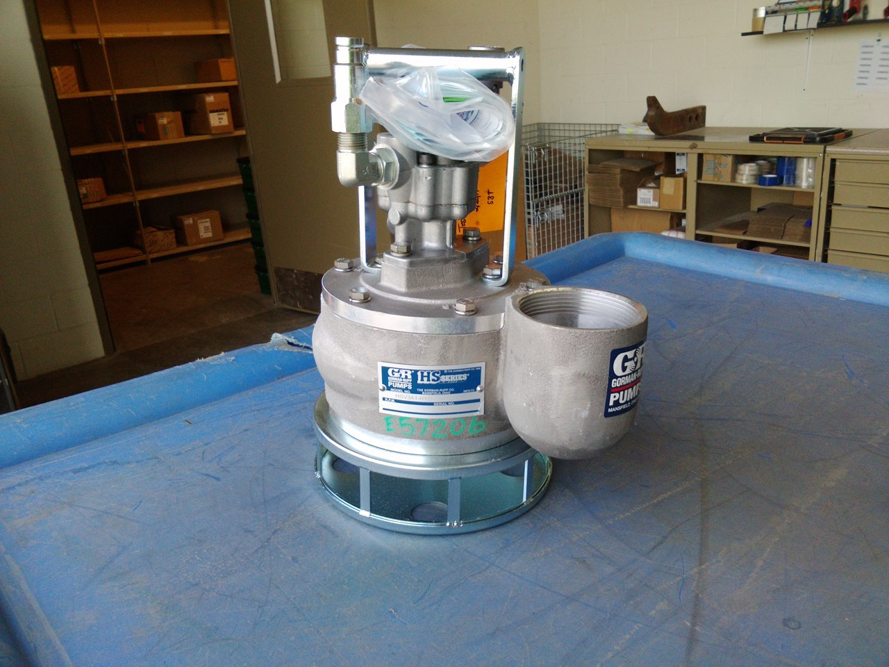 2019 Gorman-Rupp HSV3A1-HYD Pump For Sale