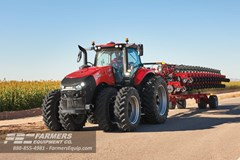 Tractor For Sale 2020 Case IH MAGNUM340 CVT , 340 HP