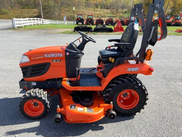 2015 Kubota BX2370RV Tractor - Compact For Sale