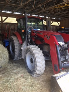 Tractor For Sale 2015 Case 110A , 110 HP